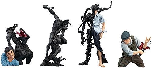 Ajin Demi-Human Vignette Collection Trading Figures