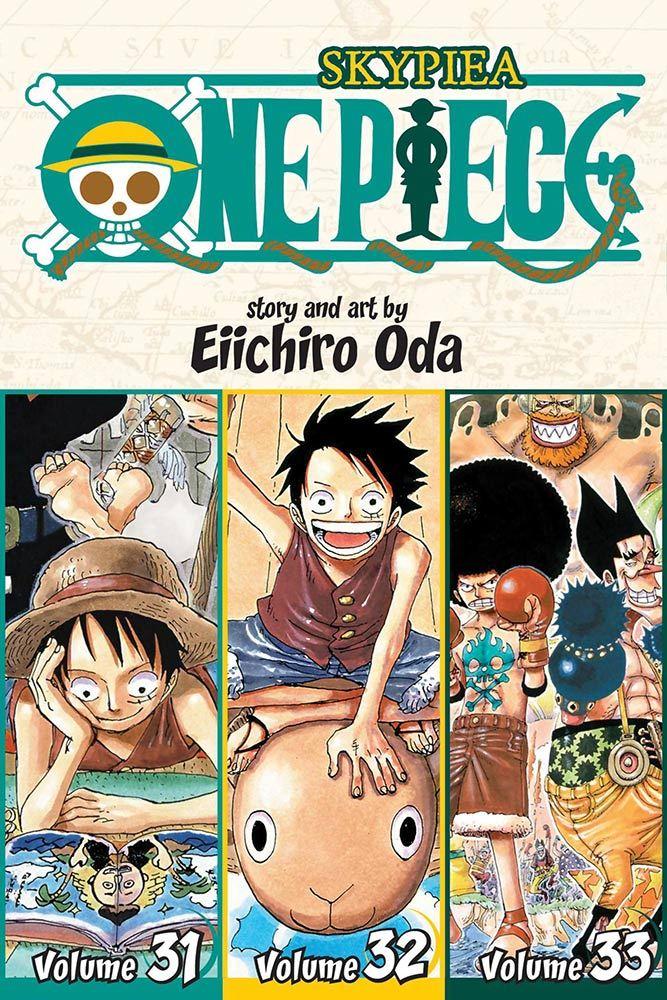 One Piece Omnibus Edition Manga Volume 11