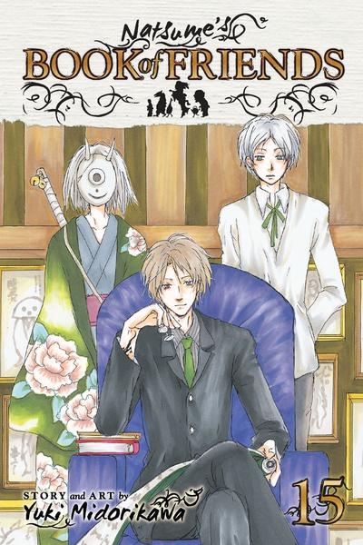 Natsumes Book of Friends Manga Volume 15