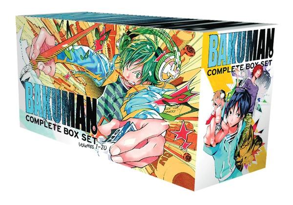 Bakuman Manga Box Set (Vols 1-20)