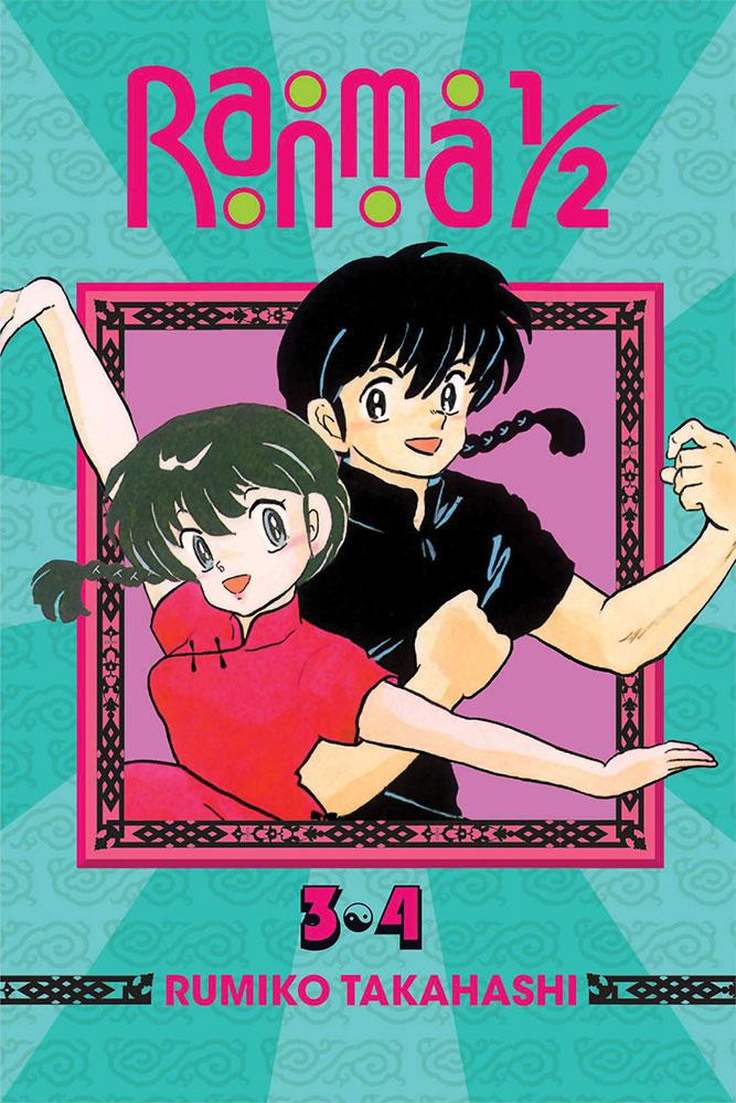 Ranma 1/2 2 in 1 Edition Manga Volume 2
