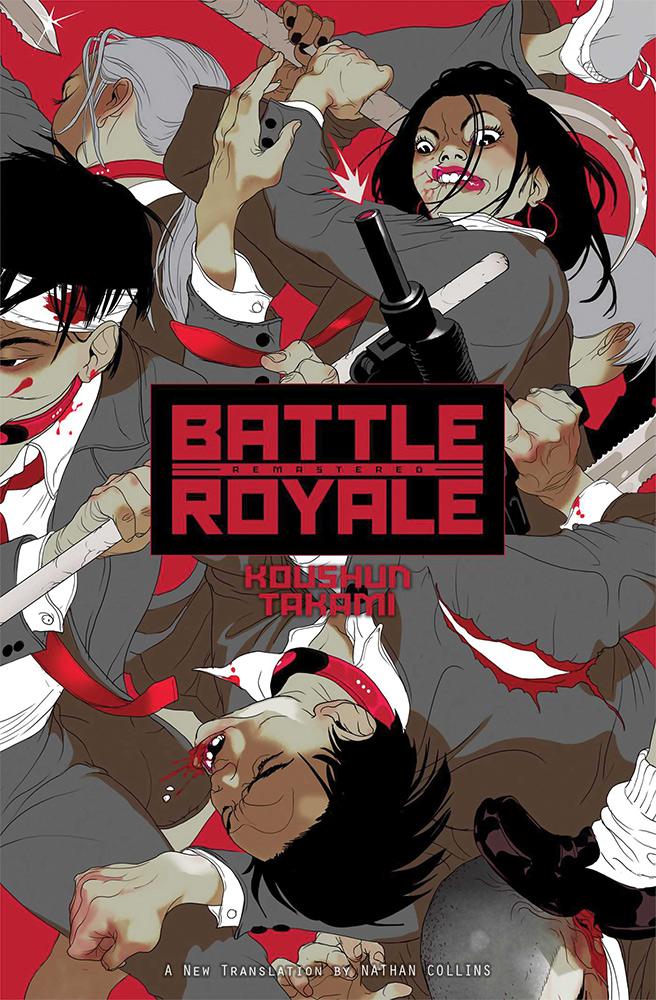 Battle Royale The Novel Remastered