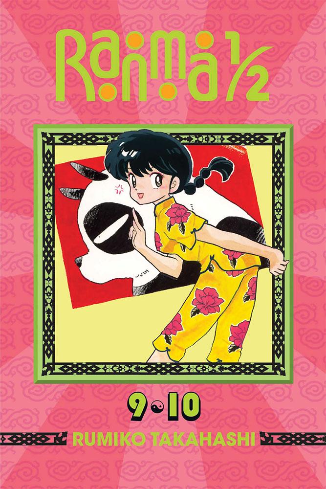 Ranma 1/2 2 in 1 Edition Manga Volume 5