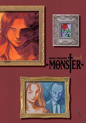 Monster Perfect Edition Manga Volume 6