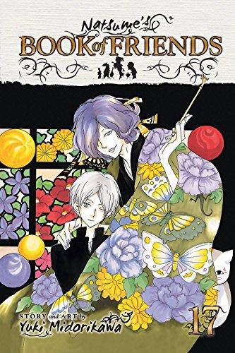 Natsumes Book of Friends Manga Volume 17