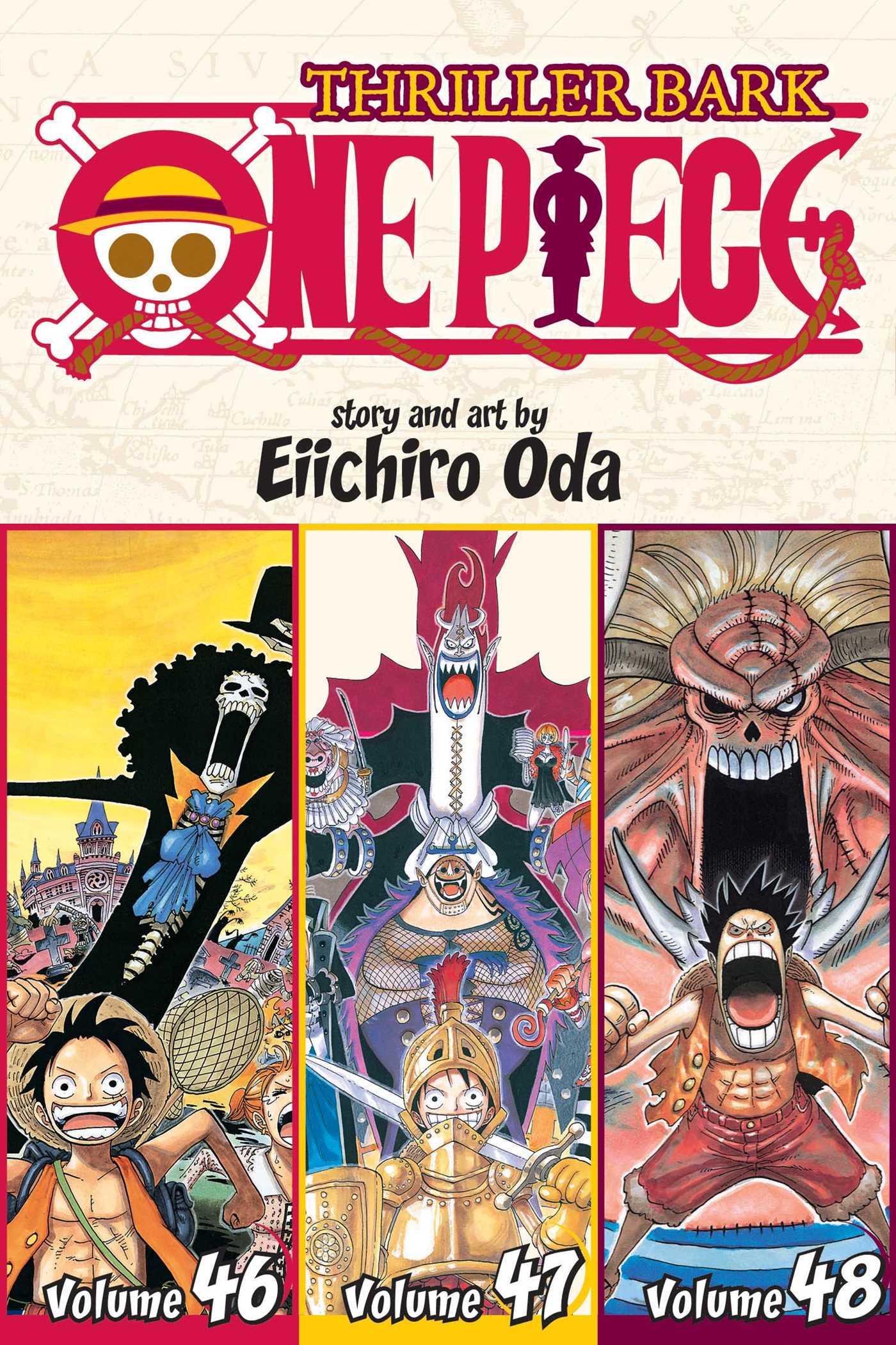 One Piece Omnibus Edition Manga Volume 16