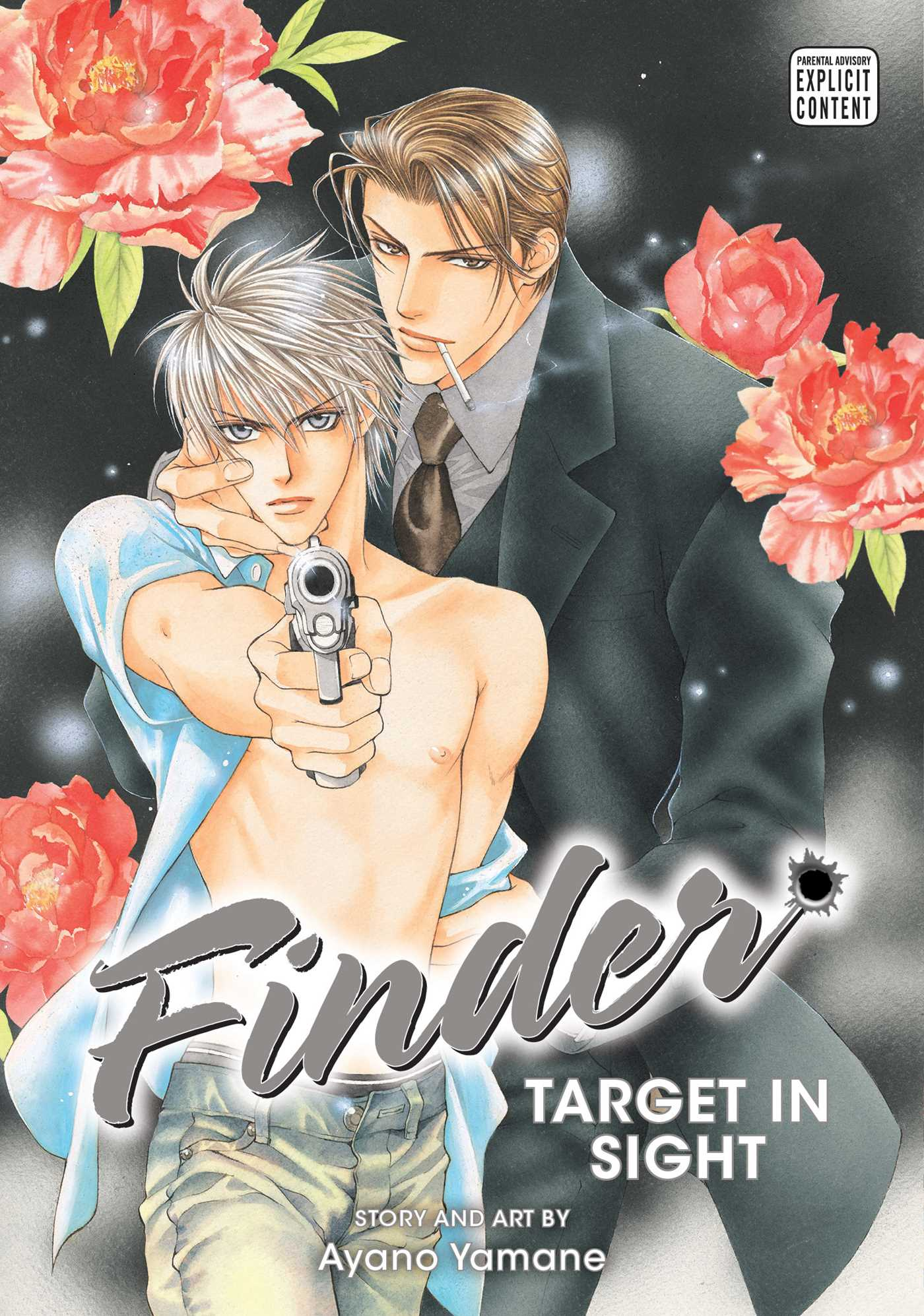 Finder Deluxe Edition Manga Volume 1