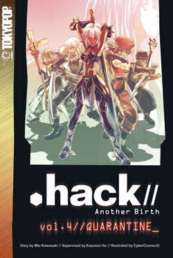 .hack//Another Birth Novel 4