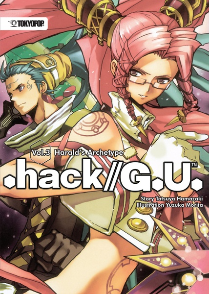 .hack//G.U. Novel 3