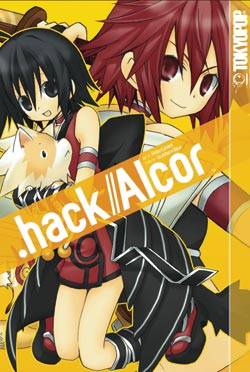 .hack//Alcor Manga