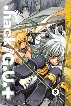 .hack//G.U.+ Manga Volume 5