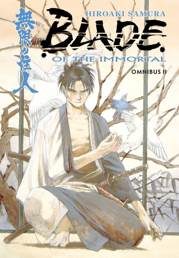 Blade of the Immortal Manga Omnibus Volume 2