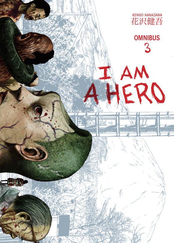 I Am a Hero Manga Omnibus Volume 3