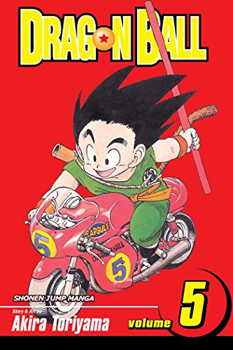 Dragon Ball Manga Volume 5 (2nd Ed)