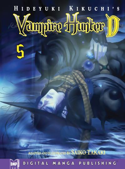 Vampire Hunter D Manga Volume 5