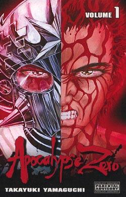 Apocalypse Zero Manga Volume 1