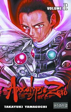 Apocalypse Zero Manga Volume 2