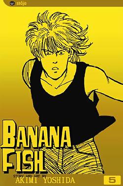 Banana Fish Manga Volume 5