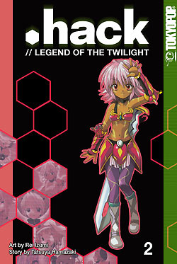 .hack//Legend of the Twilight Manga Volume 2