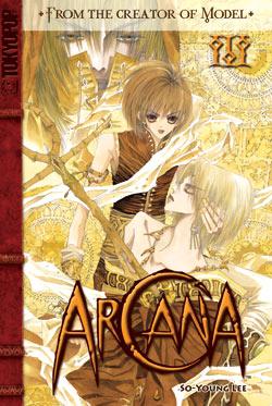 Arcana Manga Volume 3