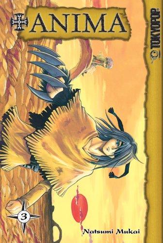 +ANIMA Manga Volume 3