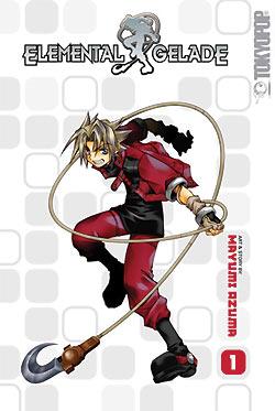 Elemental Gelade Manga Volume 1