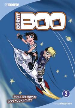Agent Boo Manga Volume 2
