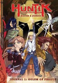 Huntik DVD 1