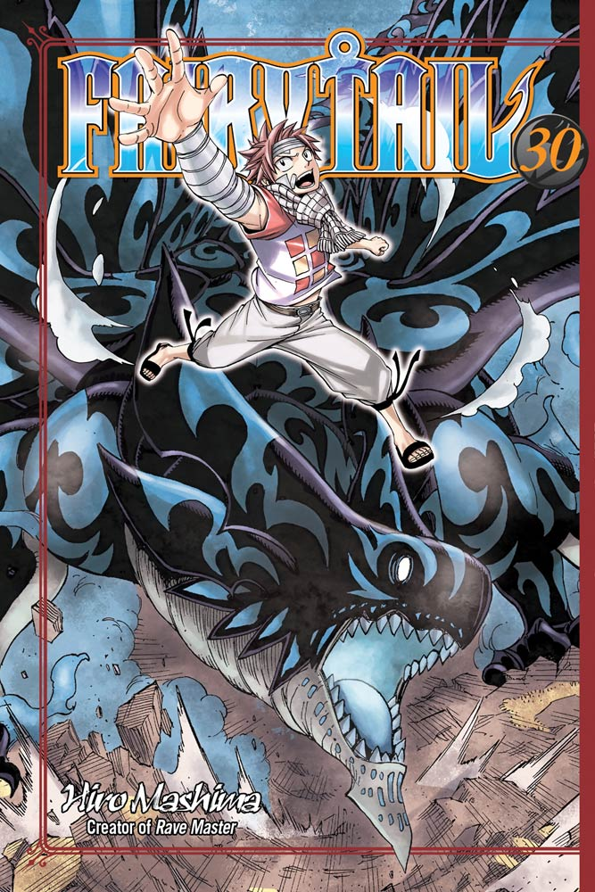 Fairy Tail Manga Volume 30