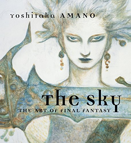 The Sky The Art of Final Fantasy Box Set (Slipcase)