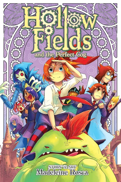 Hollow Fields and the Perfect Cog Manga