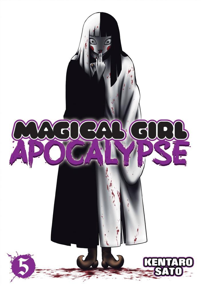Magical Girl Apocalypse Manga Volume 5