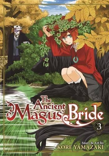 The Ancient Magus Bride Manga Volume 3