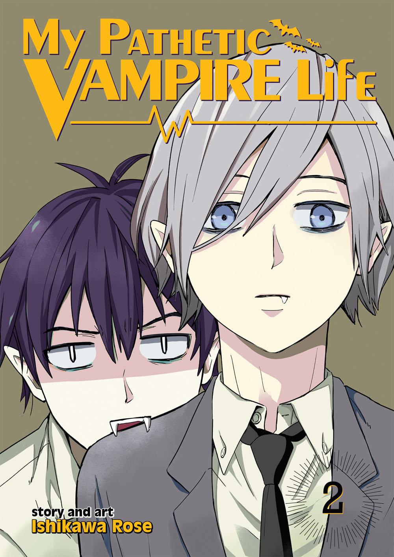 My Pathetic Vampire Life Manga Volume 2