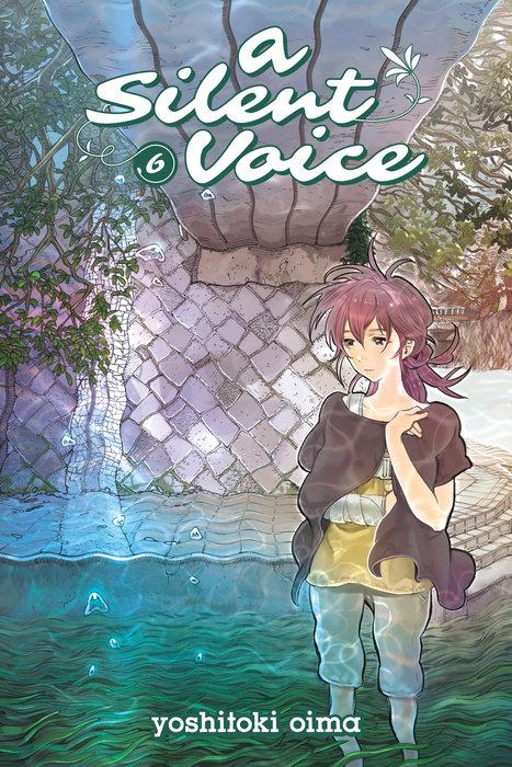 A Silent Voice Manga Volume 6