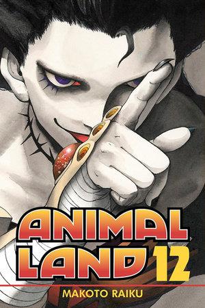 Animal Land Manga Volume 12