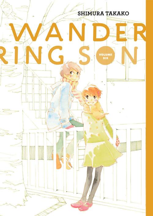 Wandering Son Manga 06 (Hardcover)