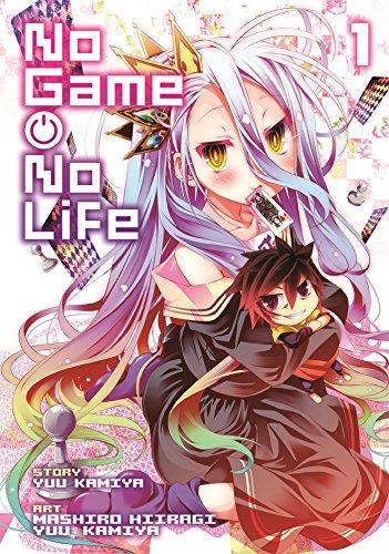 No Game No Life Manga Volume 1