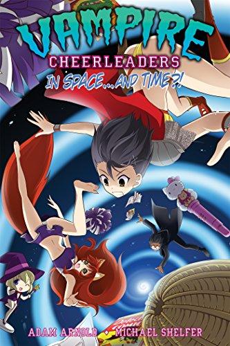 Vampire Cheerleaders/Paranormal Mystery Squad Manga Volume 4