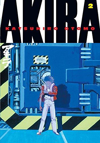 Akira Manga Volume 2