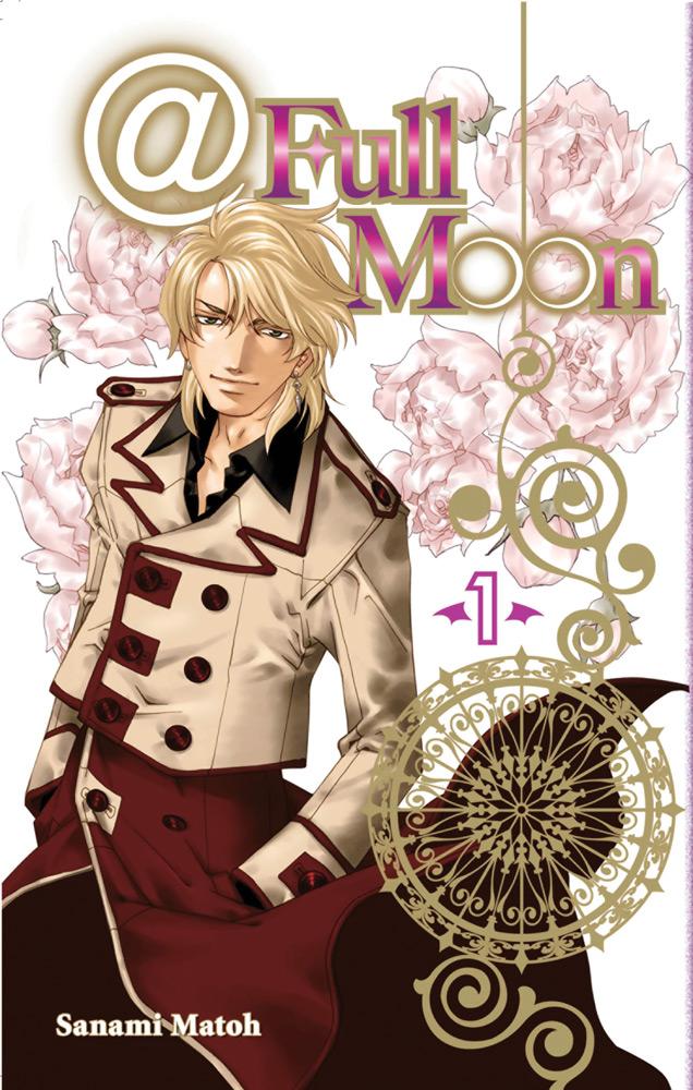 @Full Moon Manga Volume 1