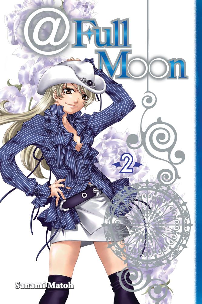 @Full Moon Manga Volume 2