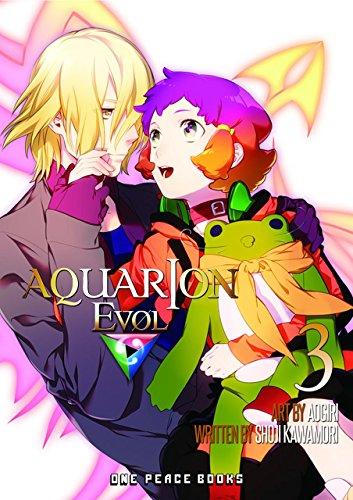 Aquarion Evol Manga Volume 3