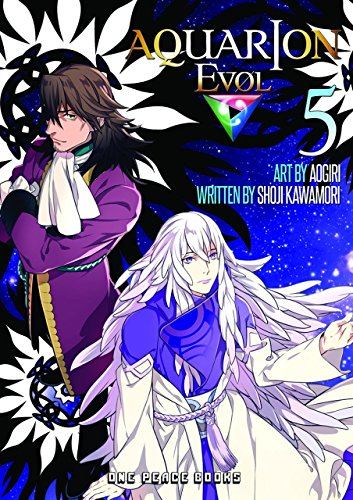 Aquarion Evol Manga Volume 5