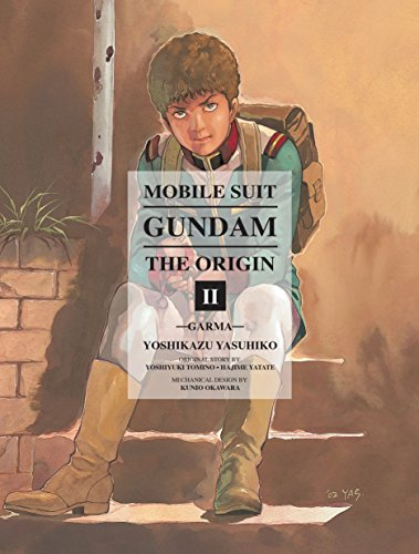 Mobile Suit Gundam The Origin Manga Volume 2 (Hardcover)