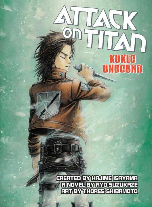 Attack on Titan Kuklo Unbound Novel