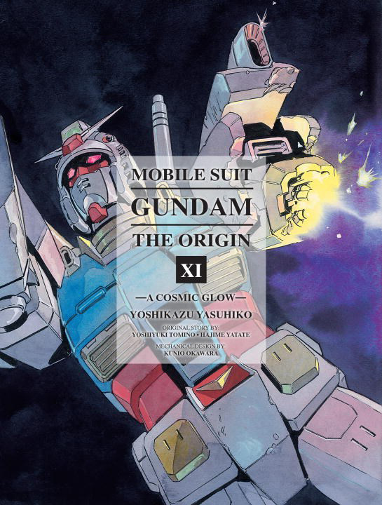 Mobile Suit Gundam The Origin Manga Volume 11 (Hardcover)