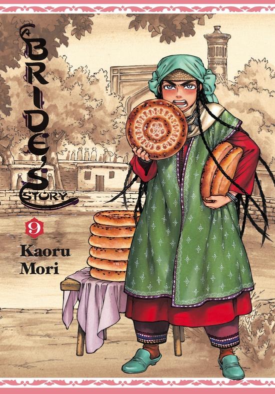 A Brides Story Manga Volume 9 (Hardcover)