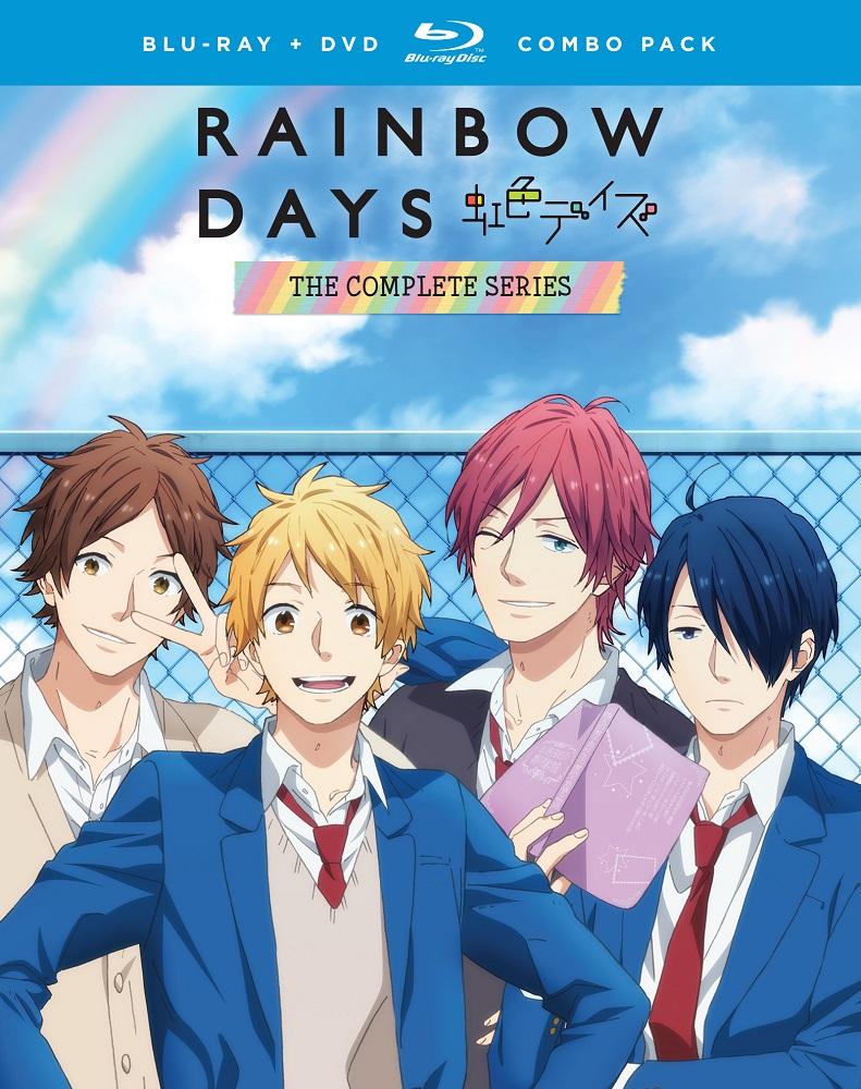 Rainbow Days Blu-ray/DVD