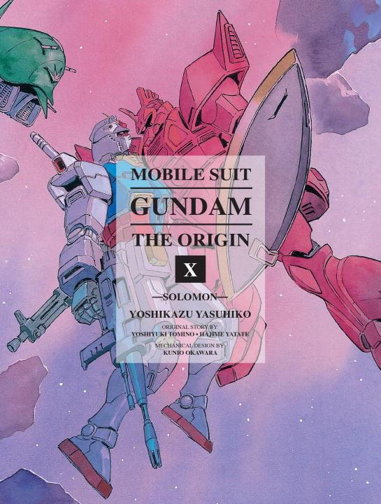 Mobile Suit Gundam The Origin Manga Volume 10 (Hardcover)